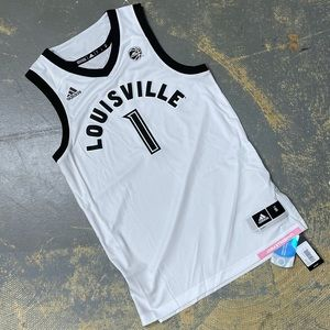 Adidas Louisville Cardinals Jersey NCAA 1